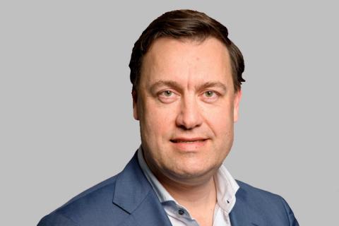 Arjen Kraaij, appointed Deputy CEO of TIP Trailer Services (Photo: Business Wire)