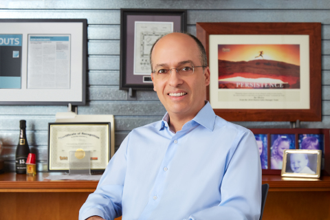 Isaac Silvera was promoted to President of Spencer Spirit Holdings (Photo: Business Wire)