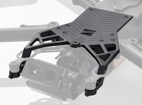 Arris & Skydio Redefine Aerospace Design to Achieve Ultimate Lightweight Performance Starting with the new Skydio X2 drone (Graphic: Business Wire)