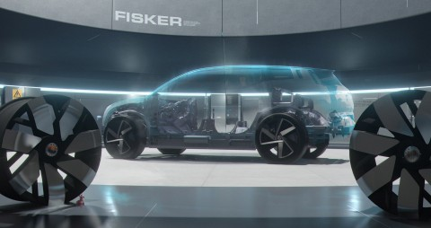 "Fisker Inc. (NYSE: FSR) (Fisker) – designer and manufacturer of the world's most emotion-stirring, eco-friendly electric vehicles and advanced mobility solutions – today announced it has entered into definitive ""operational phase"" platform-sharing and initial manufacturing agreements with Magna International Inc. (collectively with its affiliates, ""Magna""), which clarify and finalize key aspects of the framework agreement previously announced on Oct. 15, 2020. The Fisker Ocean will initially be manufactured exclusively by Magna in Europe, where it currently produces several high-quality vehicles on behalf of global brands. Interest in the Ocean continues to build at an encouraging pace, with global paid reservations now standing at more than 10,400 as of today. Fisker plans to unveil a production-intent prototype of the Ocean in the summer of 2021. (Photo: Business Wire)"
