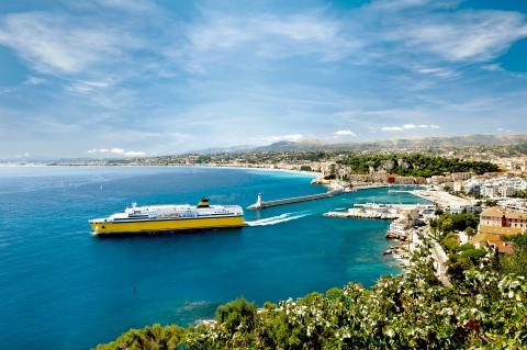 Port de Nice © Thales - 123RF/LiliGraphie