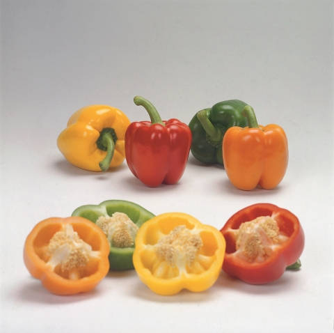 Syngenta's peppers (Photo: Business Wire)