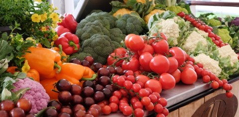 Syngenta's vegetables (Photo: Business Wire)