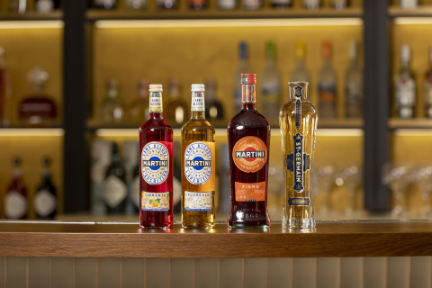 Bacardi portfolio of mindful drinking products (Photo: Business Wire)