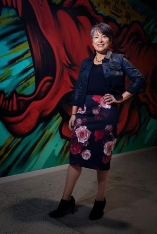 Lilia Flores (Photo: Business Wire)