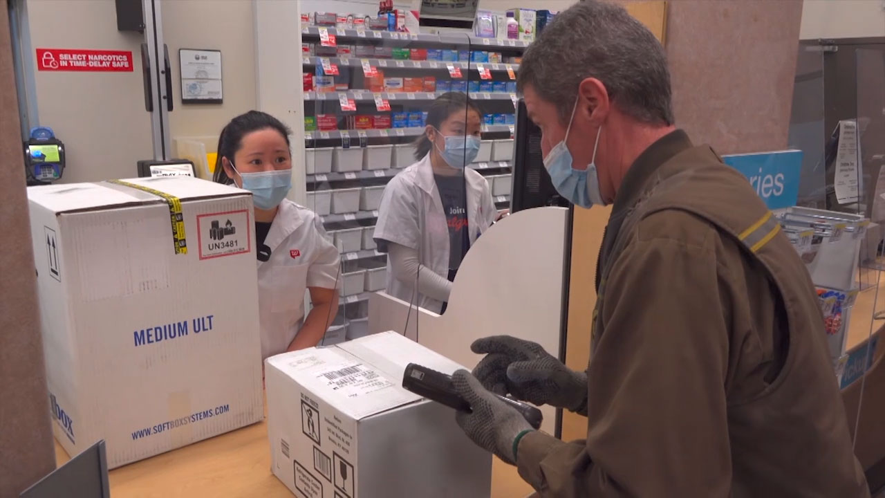 Walgreens Begins Administering COVID-19 Vaccine in Long-Term Care Facilities