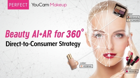 Perfect Corp.'s CES 2021 Technology Preview: A Look at the Newest Beauty Tech Innovations of the Year (Photo: Business Wire)