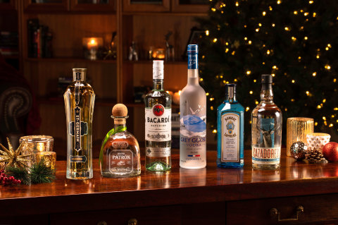 BACARDI LIMITED TEAMS UP WITH SOCIAL STUDIES TO BRING YOU EVERYTHING YOU NEED FOR HOLIDAY CELEBRATIONS (Photo: Business Wire)