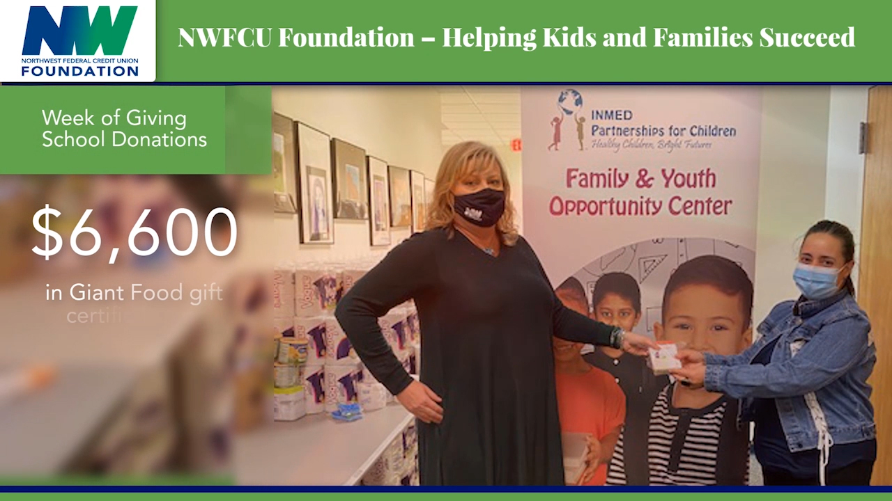 Northwest Federal Credit Union Foundation Year in Review
