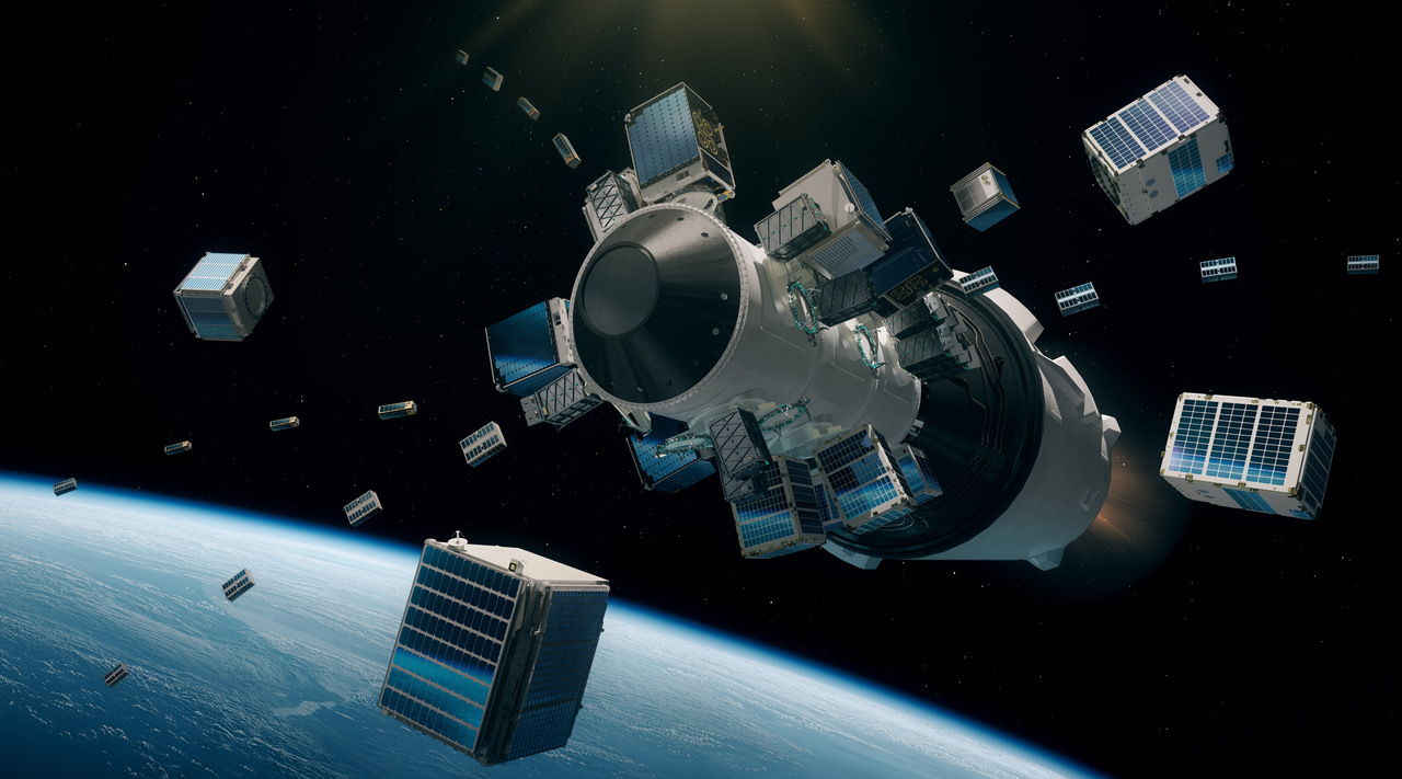 Exolaunch Integrates 30 Small Satellites for SpaceX First Dedicated  Rideshare Launch | Business Wire