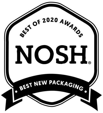Bumble Bee Seafoods Awarded by NOSH.com for Best New Packaging Re-Design of 2020 (Graphic: Business Wire)