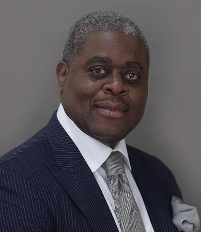 Mr. Abimbola Ogunbanjo, President of the Nigerian Stock Exchange (Photo: Business Wire)
