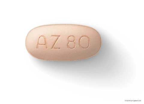 TAGRISSO 80mg (Photo: Business Wire)