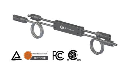 APsmart Rapid Shutdown Device (RSD) (Photo: Business Wire)
