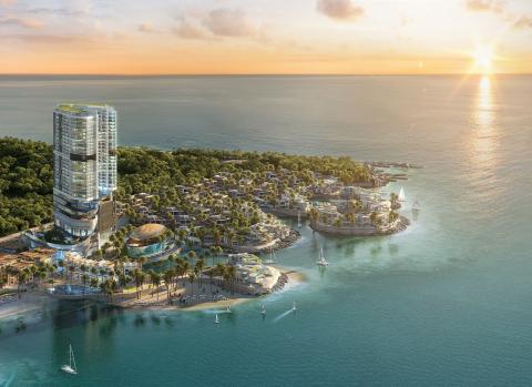 芽莊新世界酒店將於2023年盛大揭幕 (Photo: Business Wire)