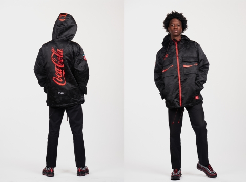 THE LRG FOR COCA-COLA COLLECTION drops on 12/26 and is available for a limited time at select retailers and L-R-G.com. (Photo: Business Wire)