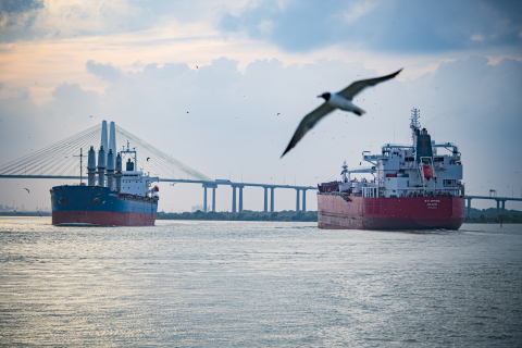 Houston Ship Channel (Photo: Business Wire)