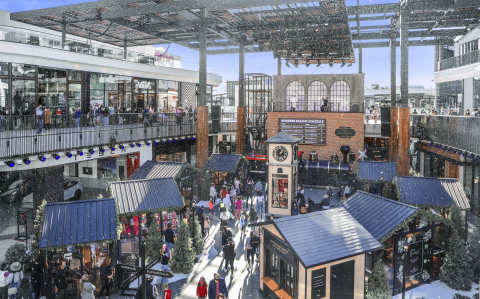 Select Westfield U.S. shopping centers spread holiday cheer with a digitally enhanced shopping experience and VIP perks powered by Thanx, a leading provider of customer engagement and retention tools for retailers and restaurants. (Photo: Business Wire)