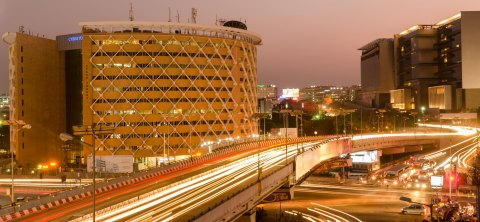 FPT India's first office is located in Hyderabad city (Photo: Shutterstock)