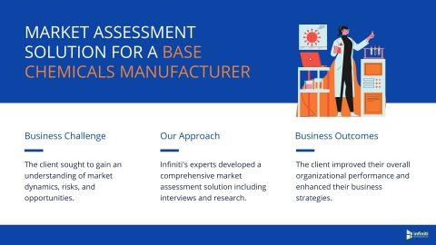 Market Assessment Solution for a Base Chemicals Manufacturer: Summary (Graphic: Business Wire)