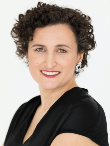 Seda Evis is joining the Ynvisible Advisory Board (Photo: Business Wire)