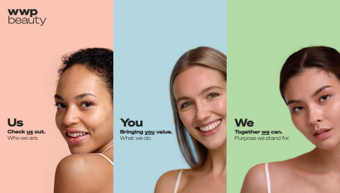 WWP Beauty Rebrands (Photo: Business Wire)