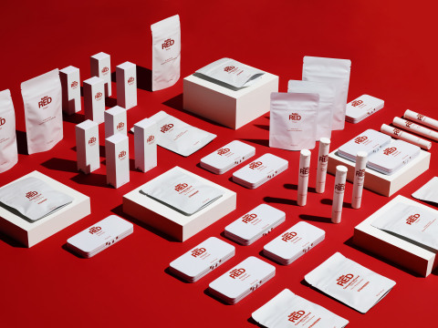 MedMen relaunches signature house brand, MedMen Red. (Image courtesy of MedMen)