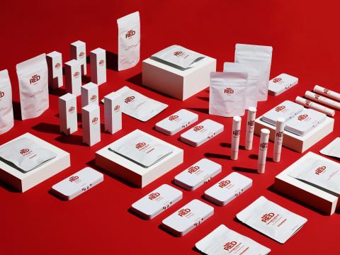 MedMen relaunches signature house brand, MedMen Red. (Image courtesy of MedMen)