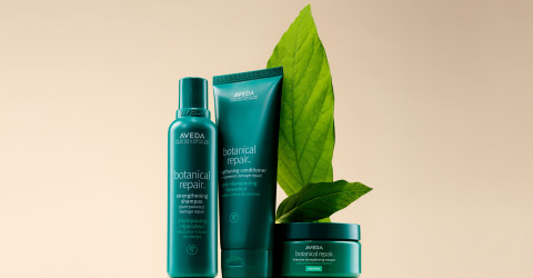 Global beauty company Aveda's portfolio of more than 500 high-performance products are now 100% vegan and contain no animal-derived ingredients. (Photo: Business Wire)