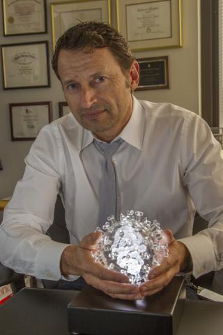 John P. DeVincenzo, M.D. (Photo: Business Wire)