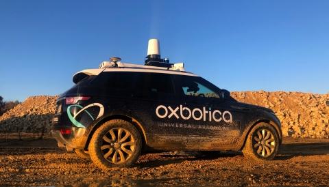 Oxbotica Raises $47 Million to Deploy Autonomy Software Platform Around the World (Photo: Business Wire)