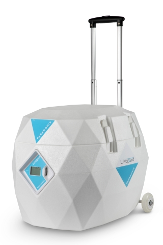 Paragonix Technologies has launched the LUNGguard Donor Lung Preservation system to bring advanced hypothermic preservation to lung transplantation. (Photo: Business Wire)
