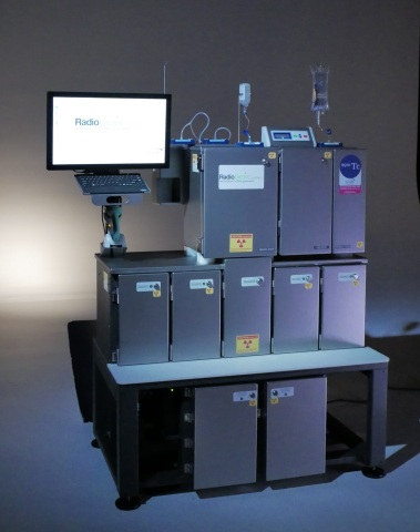 NorthStar Medical Radioisotopes - RadioGenix(R) System (technetium Tc 99m generator) (Photo: Business Wire)