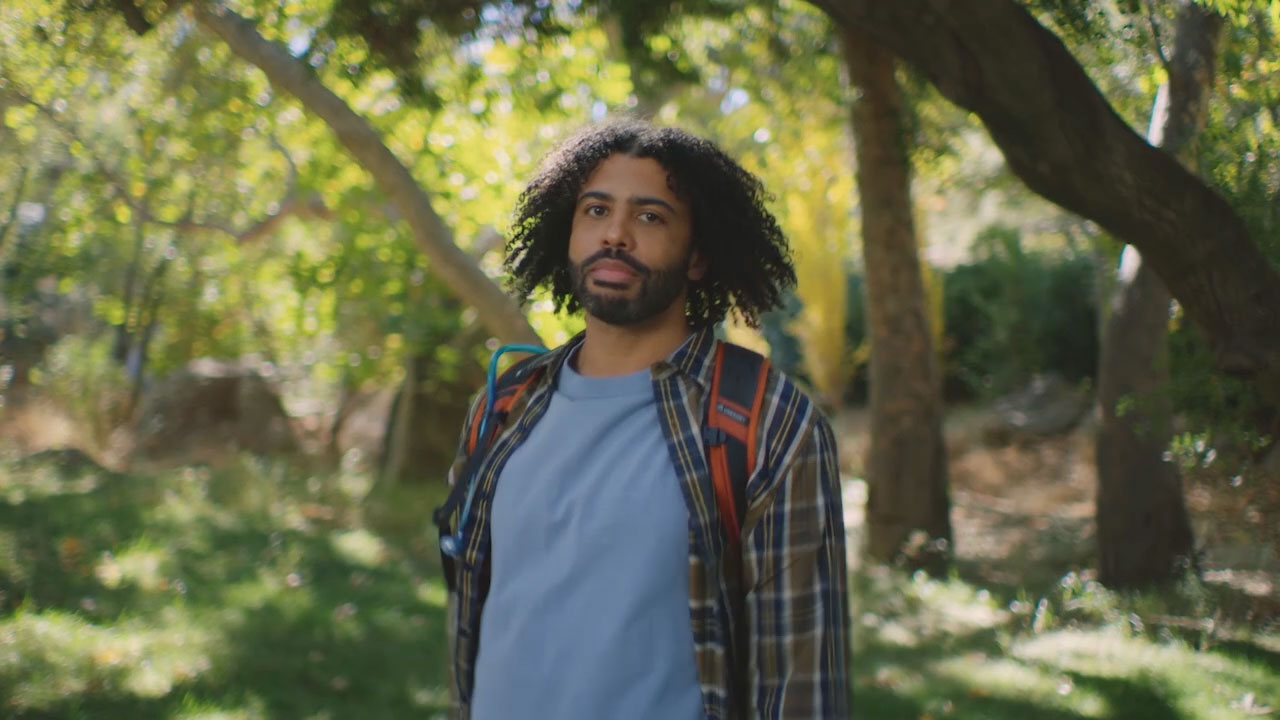 Nature Valley celebrates 10,000 miles of national park trail access restored with Daveed Diggs