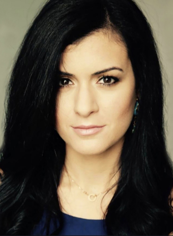 Dr. Najwa Aaraj, Chief Researcher at Cryptography Research Centre (Photo: AETOSWire)