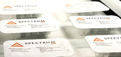 Spectrum Solutions' Saliva-based tests rapidly expand access and testing options to combat COVID-19 in the UK. (Photo: Business Wire)