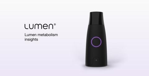 Lumen metabolism insights (Photo: Lumen)
