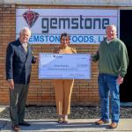 Gemstone Foods en colaboración con Jamas Capital Management anuncian a la ganadora de la beca 2020 Future Hispanic Leaders Scholarship
