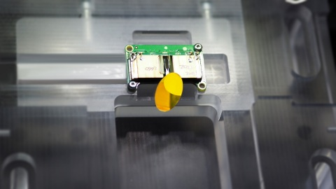 Blickfeld MEMS Scanning Module 118 (Photo: Business Wire)