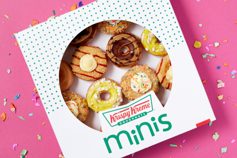 Dessert Minis available for a limited time beginning Jan. 11 as Wednesdays become 'Win-days' throughout remainder of month (Photo: Business Wire)