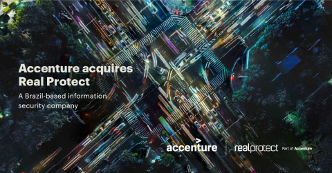 Accenture acquires Real Protect (Graphic: Business Wire)