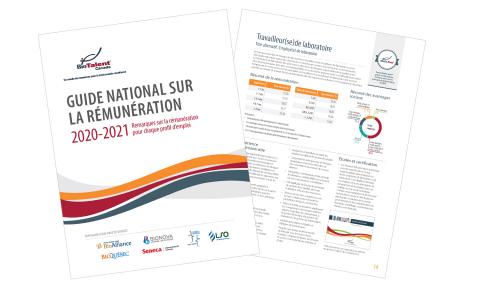 GUIDE NATIONAL SUR LA RÉMUNÉRATION DE BIOTALENT CANADA (Photo: Business Wire)