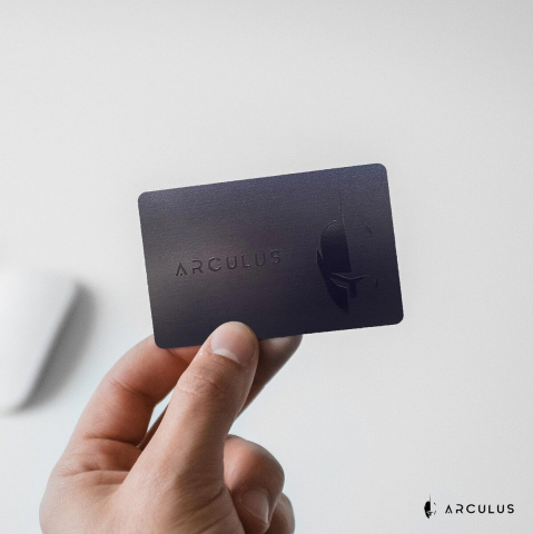 Arculus Card (Photo: Business Wire)
