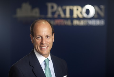 Keith Breslauer, Patron Capital's founder and Managing Director (Photo: Business Wire)
