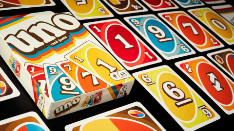 UNO Iconic Series 1970s Deck (Photo: Business Wire)