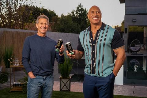 ZOA co-founders, John Shulman and Dwayne Johnson (Photo: Business Wire)