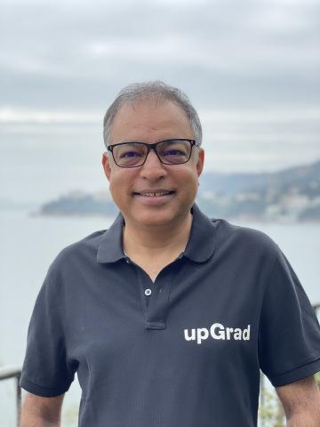 Zubin Gandevia, CEO - Asia-Pacific, upGrad (Photo: Business Wire)