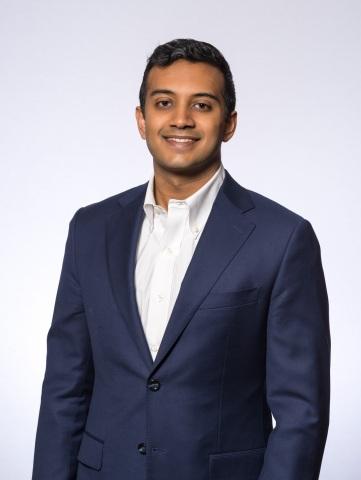 Arvind Viswanathan, Senior Associate, M/C Partners (Photo: Business Wire)