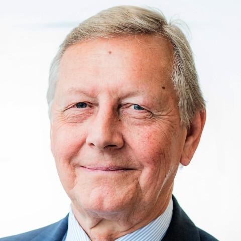 Mike Durkin, OBE, MBBS, FRCA, FRCP, DSc (Photo: Business Wire)