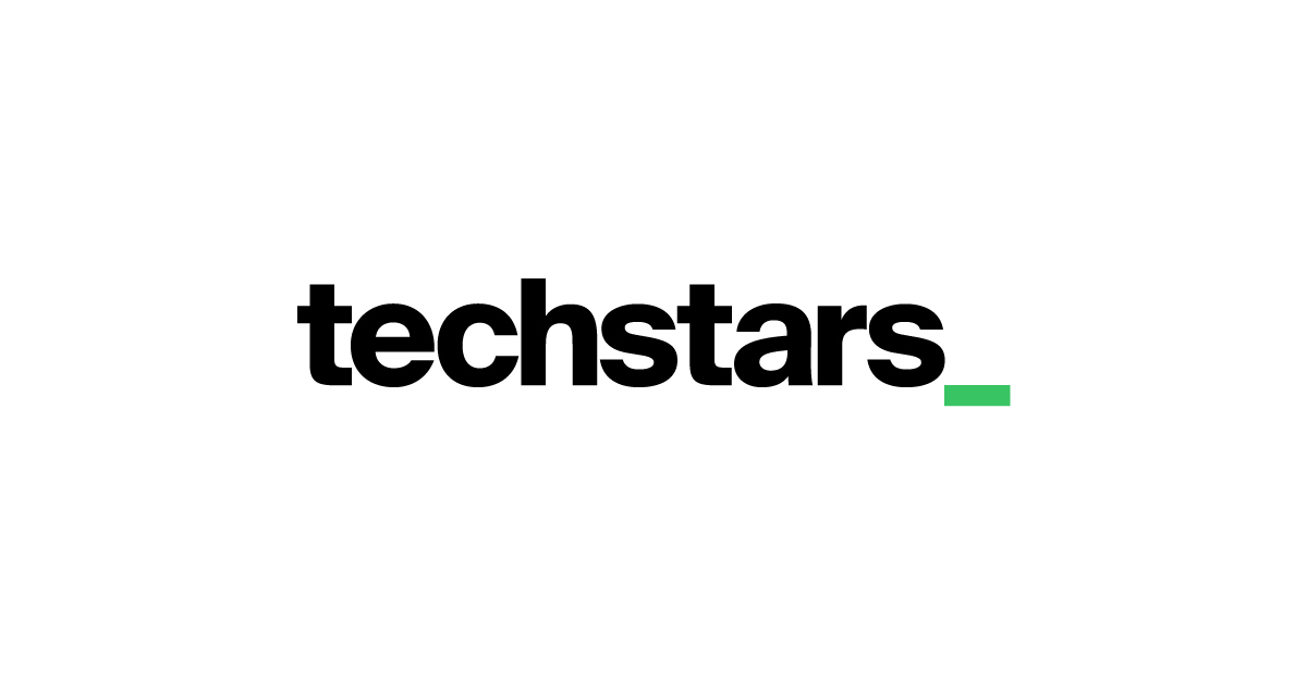 Techstars Logo Primary Black.